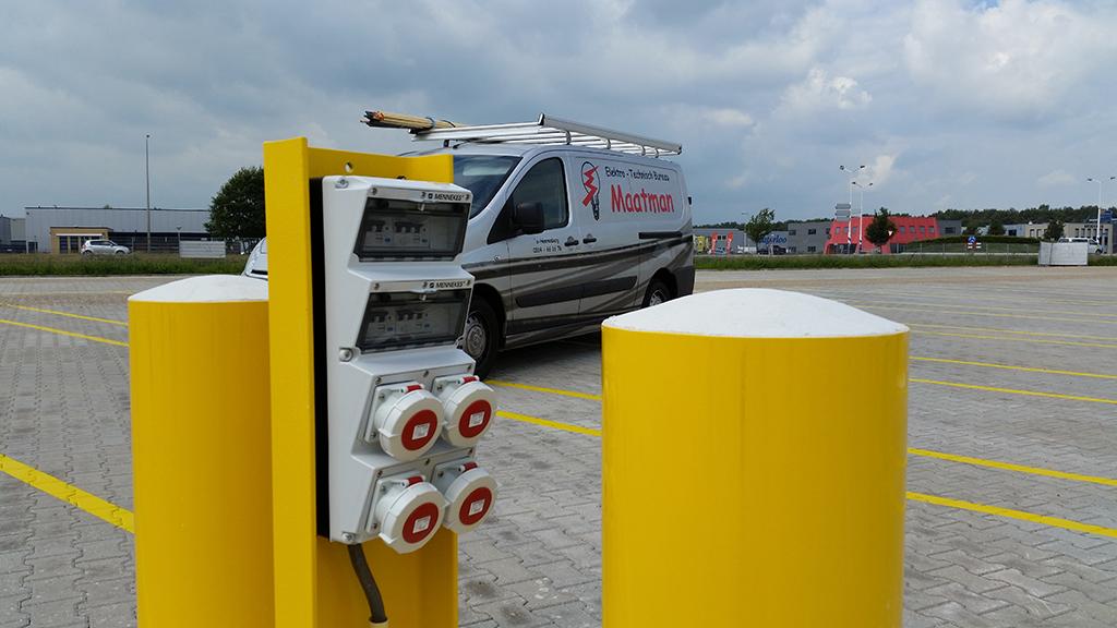Laadsystemen voor elektrische voertuigen